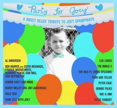 803057057320- Various Artists - Sweet Relief Benefit - Tribute to Joey Spampinato - Digital [mp3]