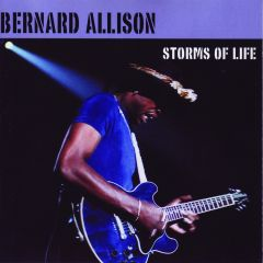 Bernard Allison - Storm Of Life CD