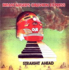 Brian Auger's Oblivion Express - Straight Ahead CD