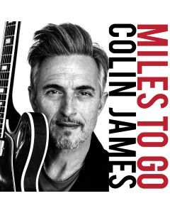 620638070123 - Miles To Go - Colin James - Vinyl